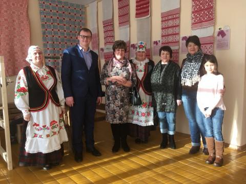 Поездка в Республику Беларусь