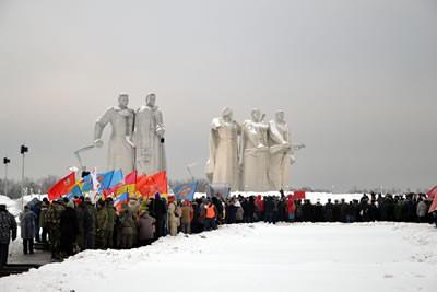 75 лет битве под Москвой