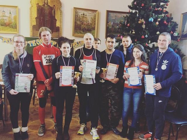 """Участие в третьем ежегодном православном Крещенском марафоне """"От храма к храму, от души к душе!"""""""