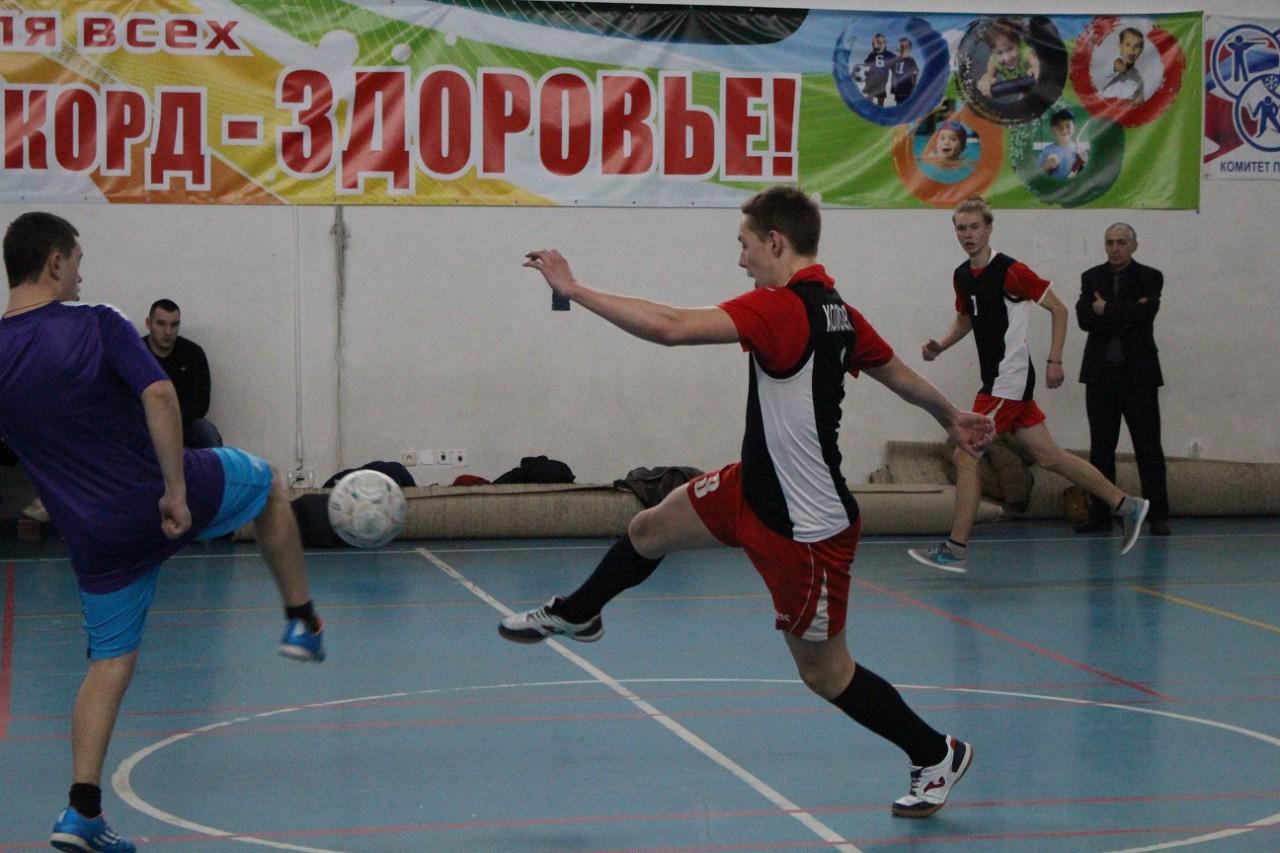 Зональные соревнования по мини-футболу