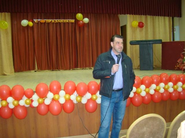 Встреча с работниками ГУВ МО Волоколамская СББЖ