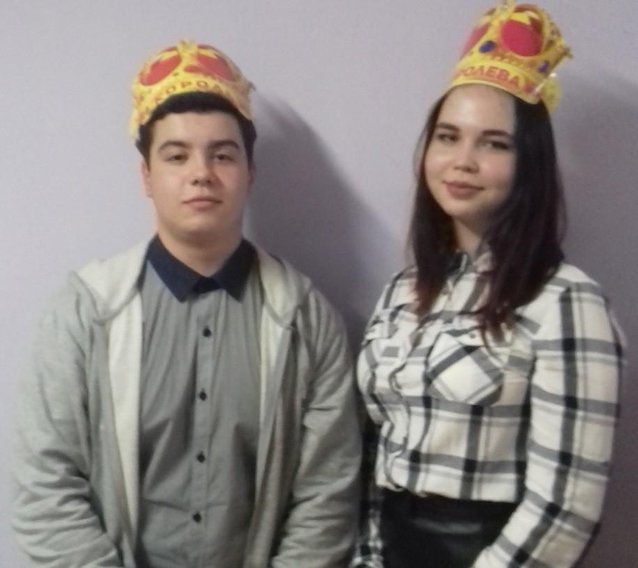 """Конкурс  """"Король и королева общежития"""""""